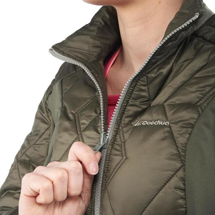 Veste trekking Rainwarm 500 3en1 femme - 1218395