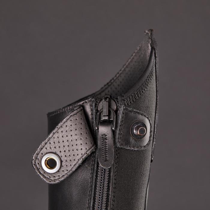 Bottes cuir équitation adulte LB 900 - 1218483