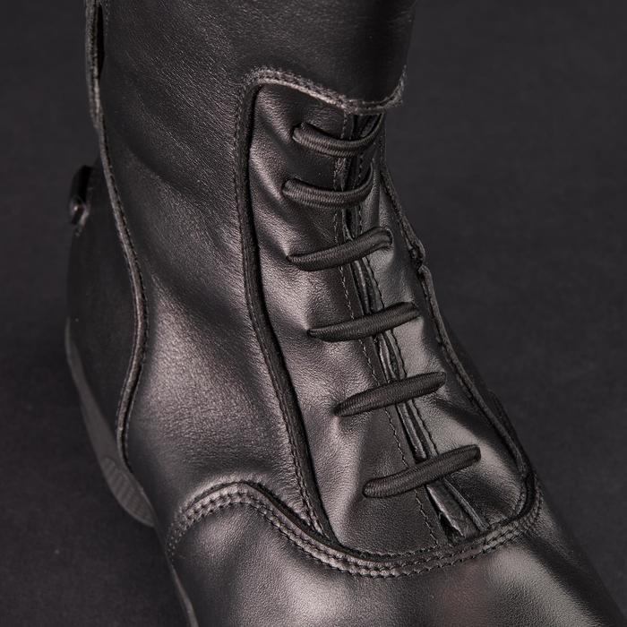 Bottes cuir équitation adulte LB 900 - 1218491