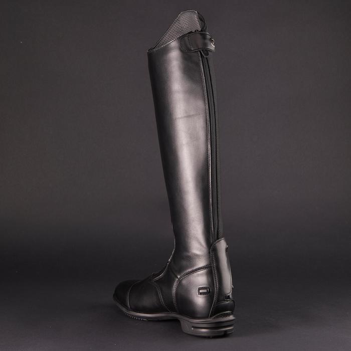 Bottes cuir équitation adulte LB 900 - 1218496