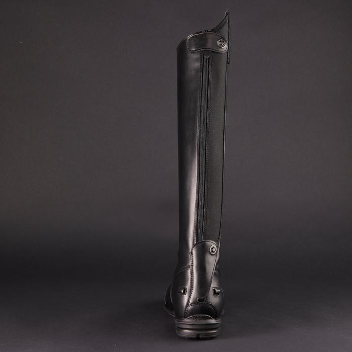 Bottes cuir équitation adulte LB 900 - 1218499