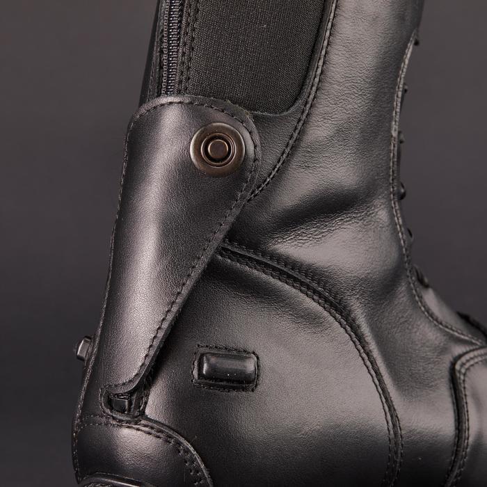 Bottes cuir équitation adulte LB 900 - 1218502