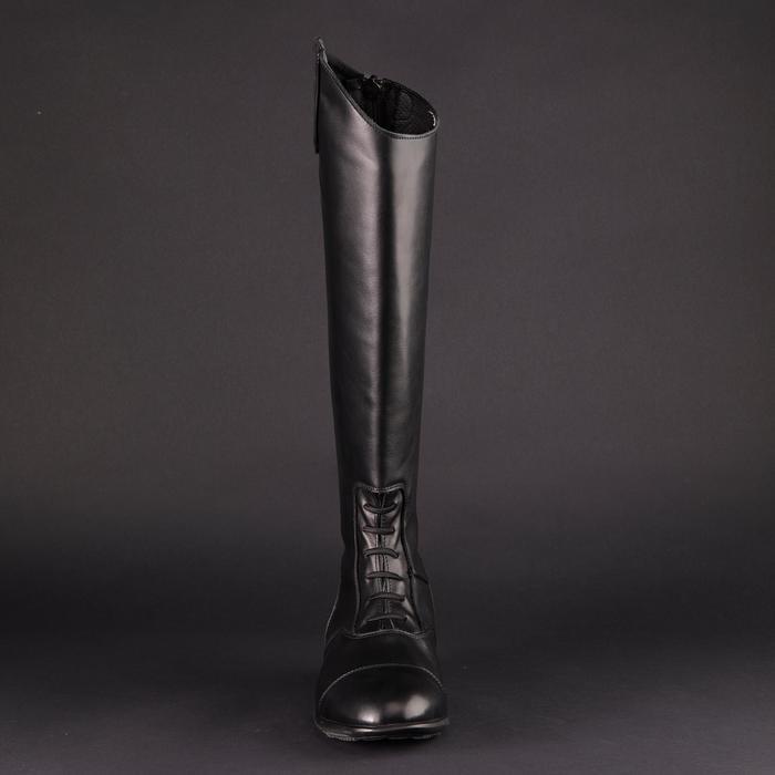 Bottes cuir équitation adulte LB 900 - 1218503