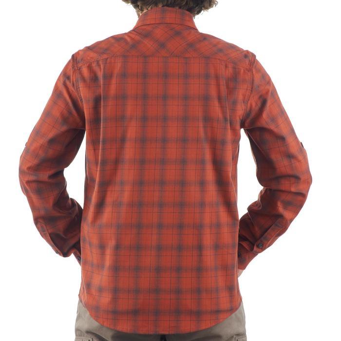 Chemise trekking Arpenaz 100 warm homme carreaux - 1218601