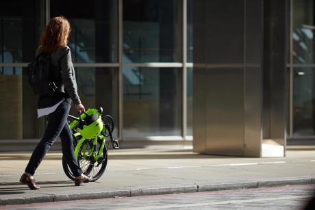 Tracer sa route à vélo intermodal 2