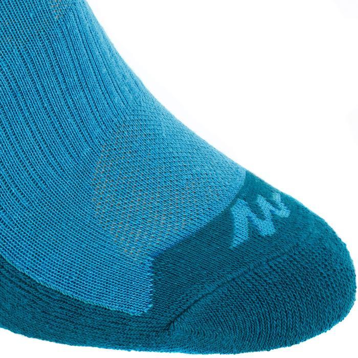 Chaussettes de randonnée Nature tiges mid. 2 paires Arpenaz 50 bleu marine - 12189