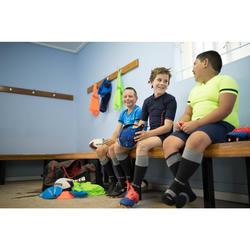 Hombreras Rugby Offload 100 niños azul
