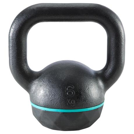 KETTLEBELL 6 kg | Domyos by Decathlon