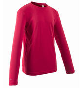 water t-shirt uv ml jr fuxia 2