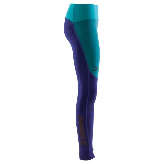 Kletter-Leggings Damen indigo