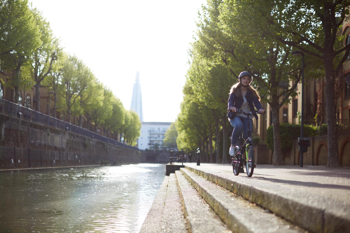 Tracer sa route à vélo intermodal 1