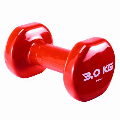 Pilates & Toning Dumbbells Twin-Pack 3 kg