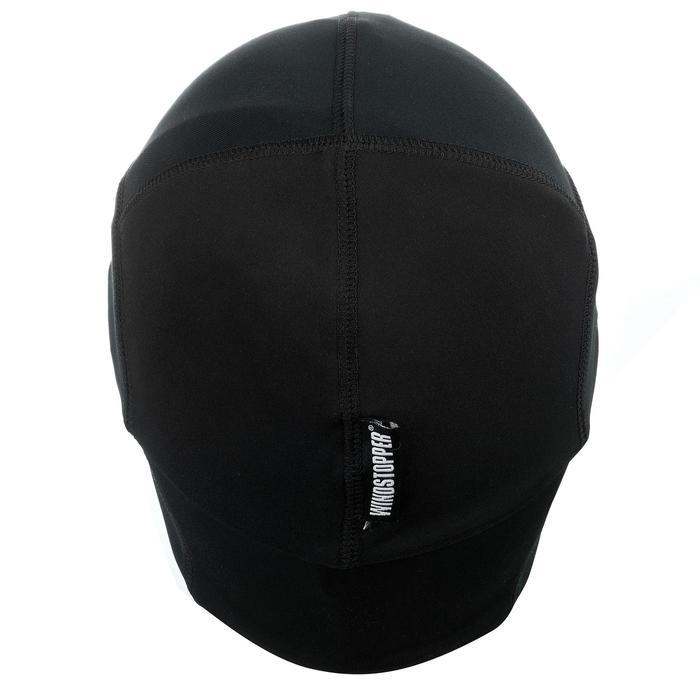 Bonnet ski de fond Race Warm Windstopper noir