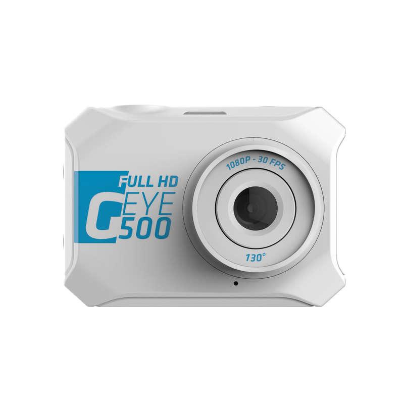 KAMERY I AKCESORIA MTB Rowery - Kamera G-EYE 500 FULL HD ROCKRIDER - Rowery