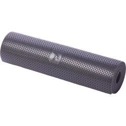 Esterilla Pilates Domyos 900 Toning Negro Talla L 9 mm Resistente al Calzado