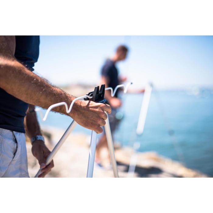 Support de canne pêche en mer TÉLESCOPIQUE TRÉPIED - 1221466