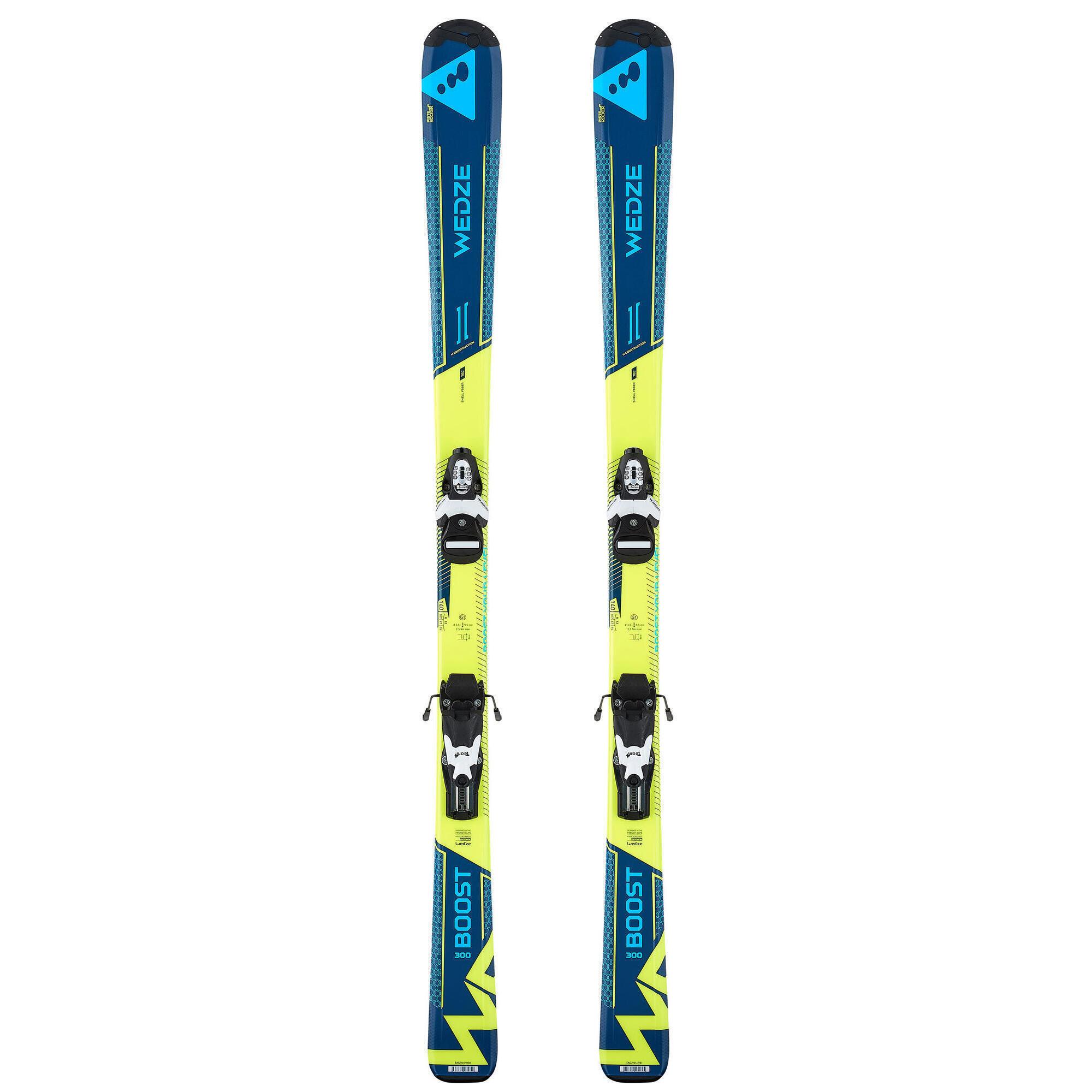 Ski Boost 300...