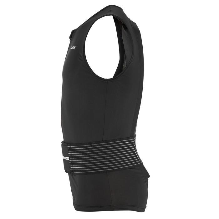 Gilet protection dorsale de ski et snowboard DBCK 100 noir - 1221565