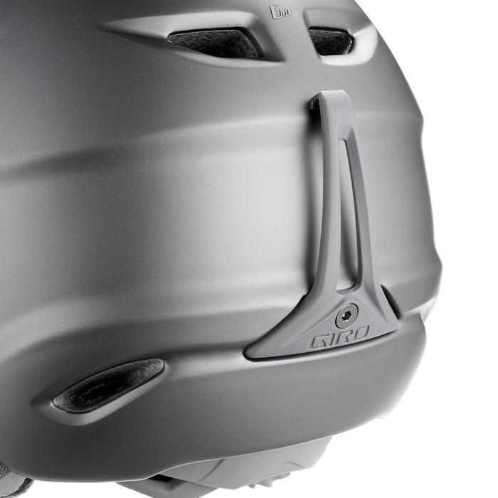 Casque de ski et snowboard adulte Airten gris - 1221569