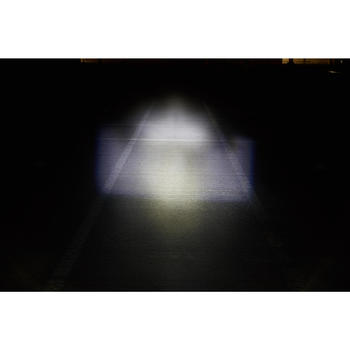 FOCO LED BICICLETA ROAD 900 DELANTERO NEGRO USB