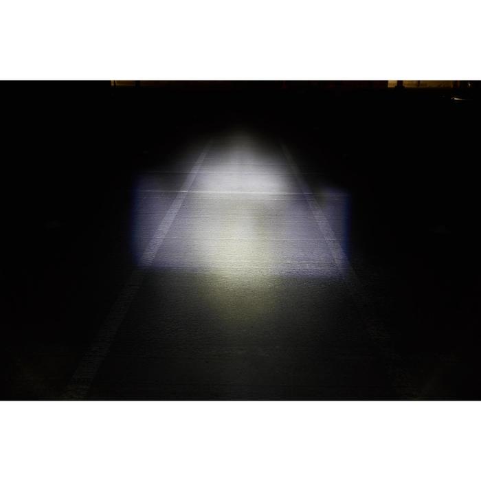 USB充電LED自行車前車燈FL 900 - 黑色