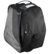 Črna torba za smučarske čevlje 500