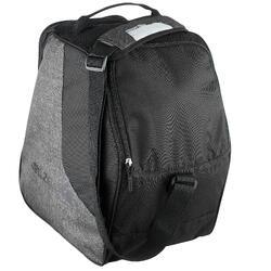 Skischuhtasche 500 grau/schwarz