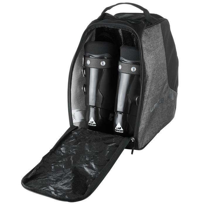 Skischuhtasche TRVL Covboot 500 schwarz