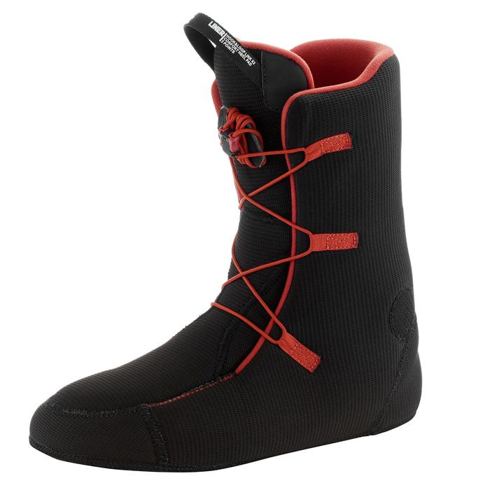 Chaussures de snowboard, all mountain, homme, Foraker 300 - Fast Lock 2Z, noires - 1221614