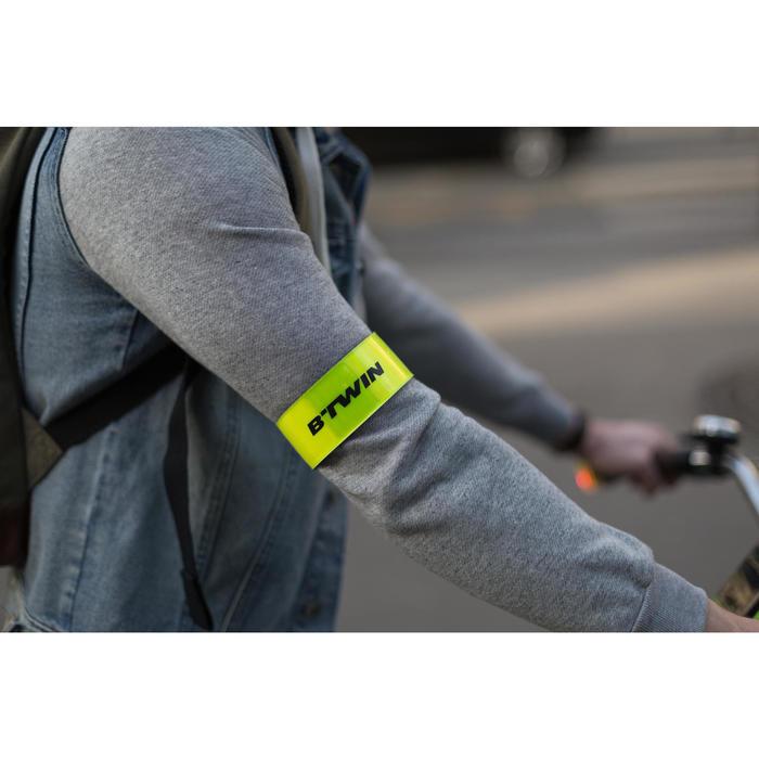 500 Visibility Leg / Armband - Yellow - 1221647