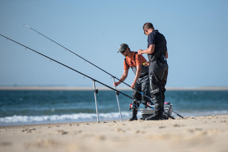 PIC SEABORD 100 surfcasting sand spike