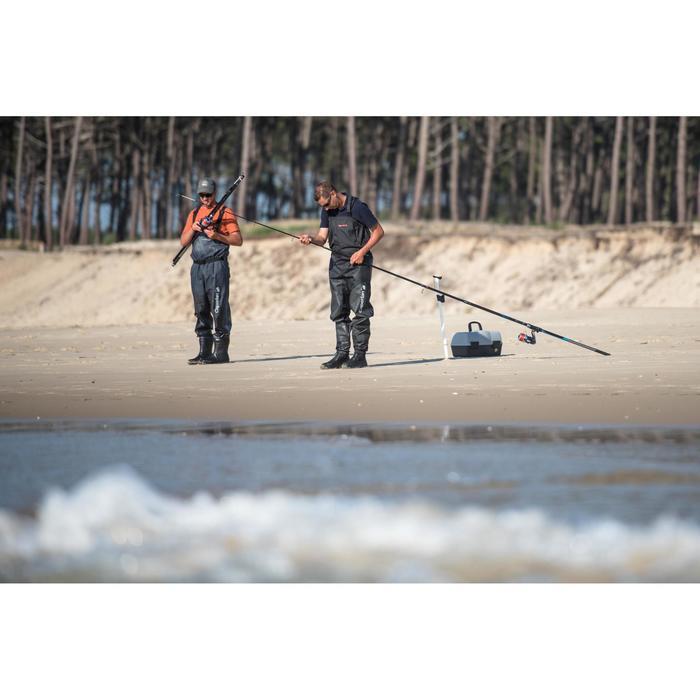 ENSEMBLE  PÊCHE EN MER SURF ASTRAL 420/3 - 1221683