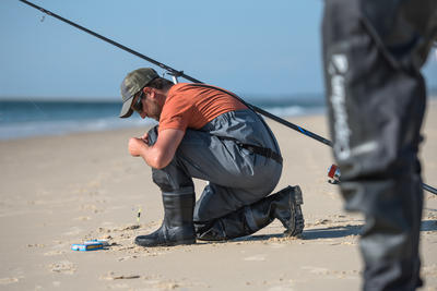 Рибальські заброди, що дихають Caperlan 3C