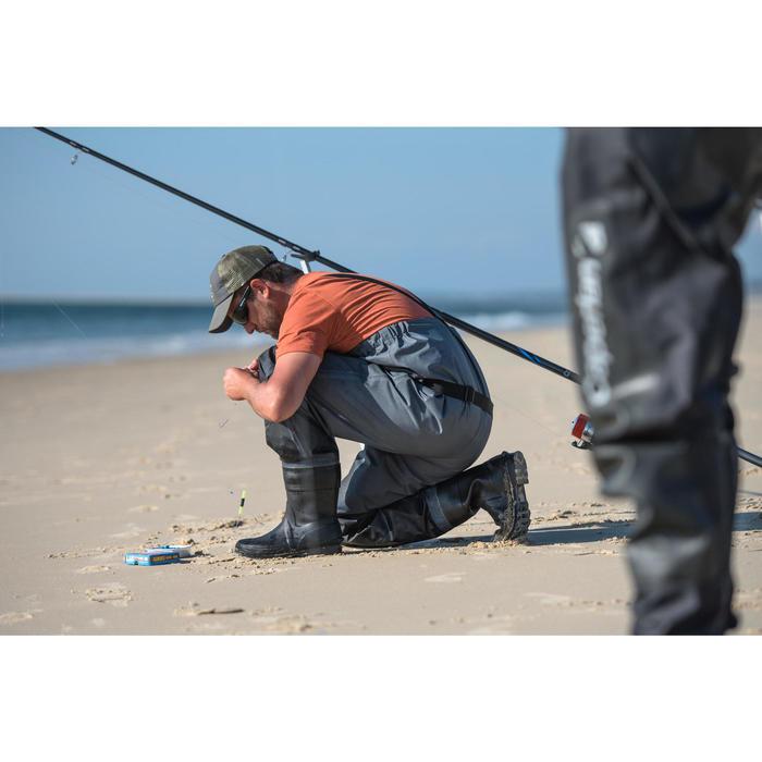 waders respirant pêche WADERS RESPI BOOTS 3C CAPERLAN - 1221686