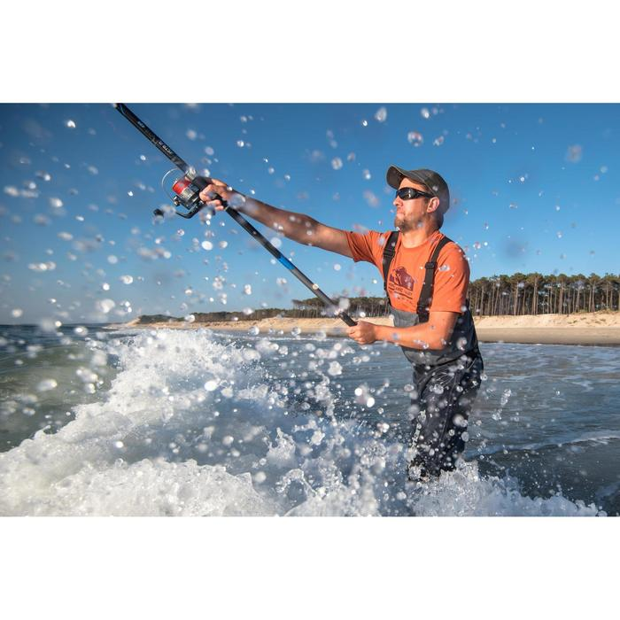 ENSEMBLE  PÊCHE EN MER SURF ASTRAL 420/3 - 1221689