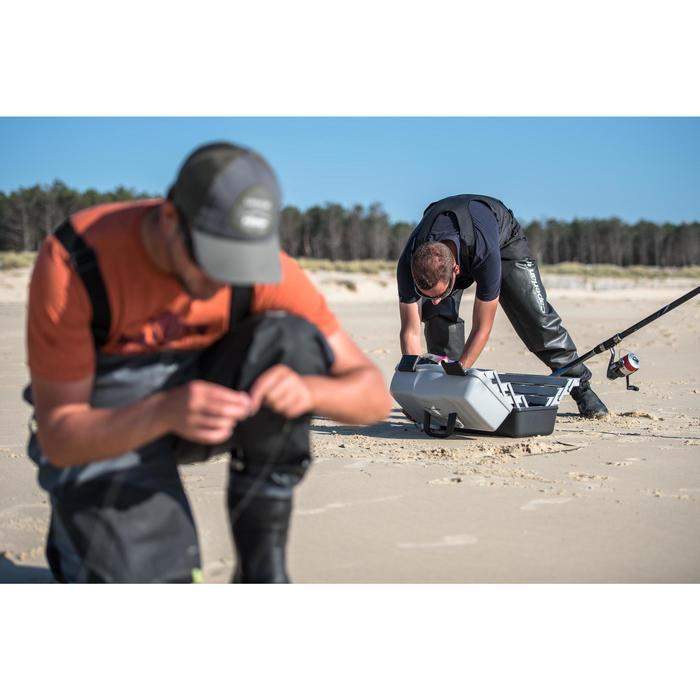 Boite de pêche 6 plateaux Caperlan - 1221690