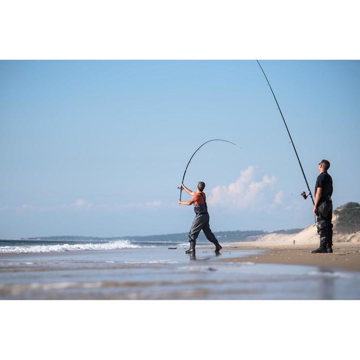 ENSEMBLE  PÊCHE EN MER SURF ASTRAL 420/3 - 1221692