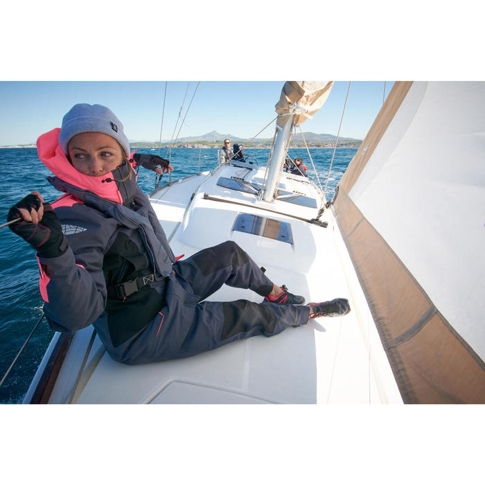 Veste parka bateau femme 500 - 1222095