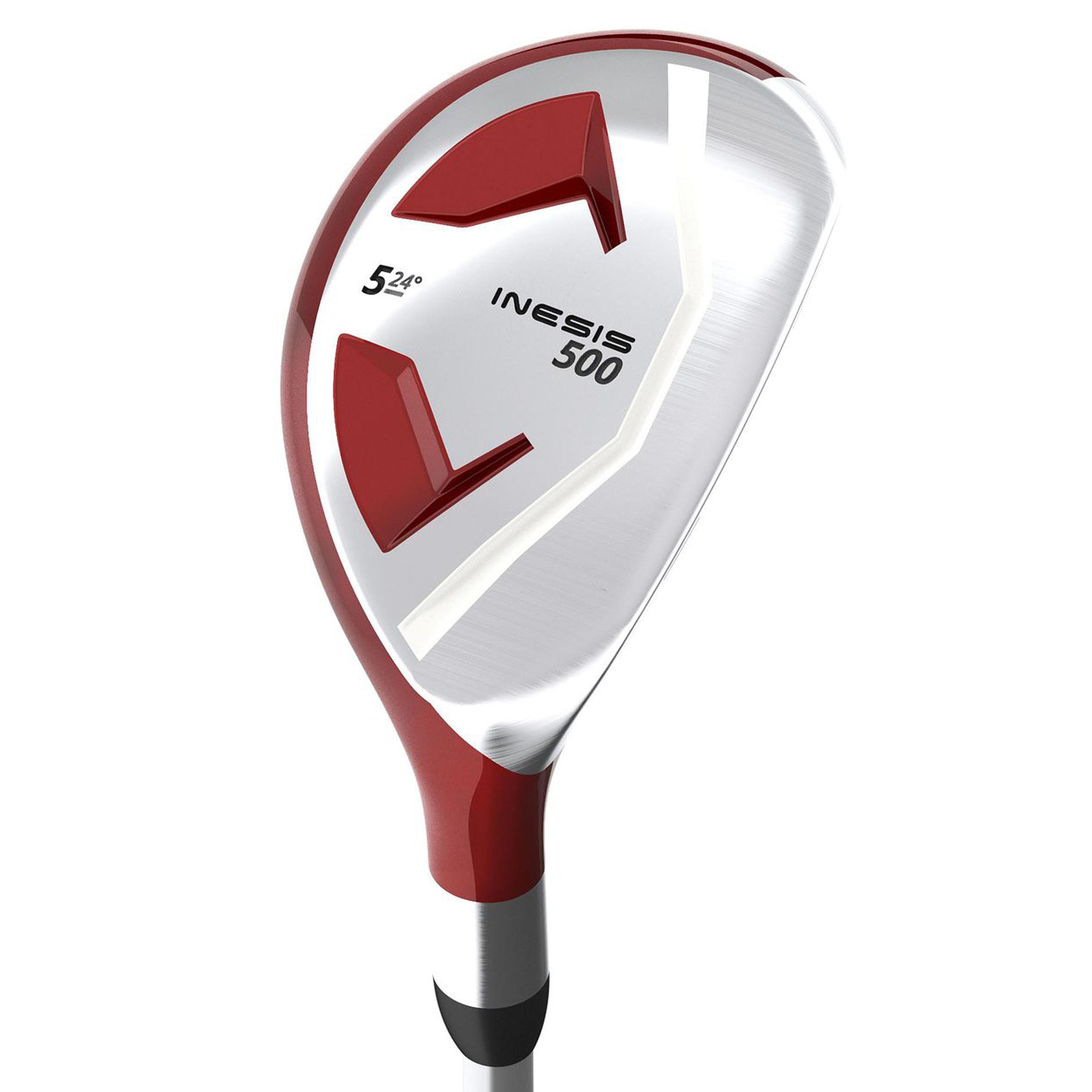 Bâton de golf hybride n°5 enfant 8-10 ans droitier 500