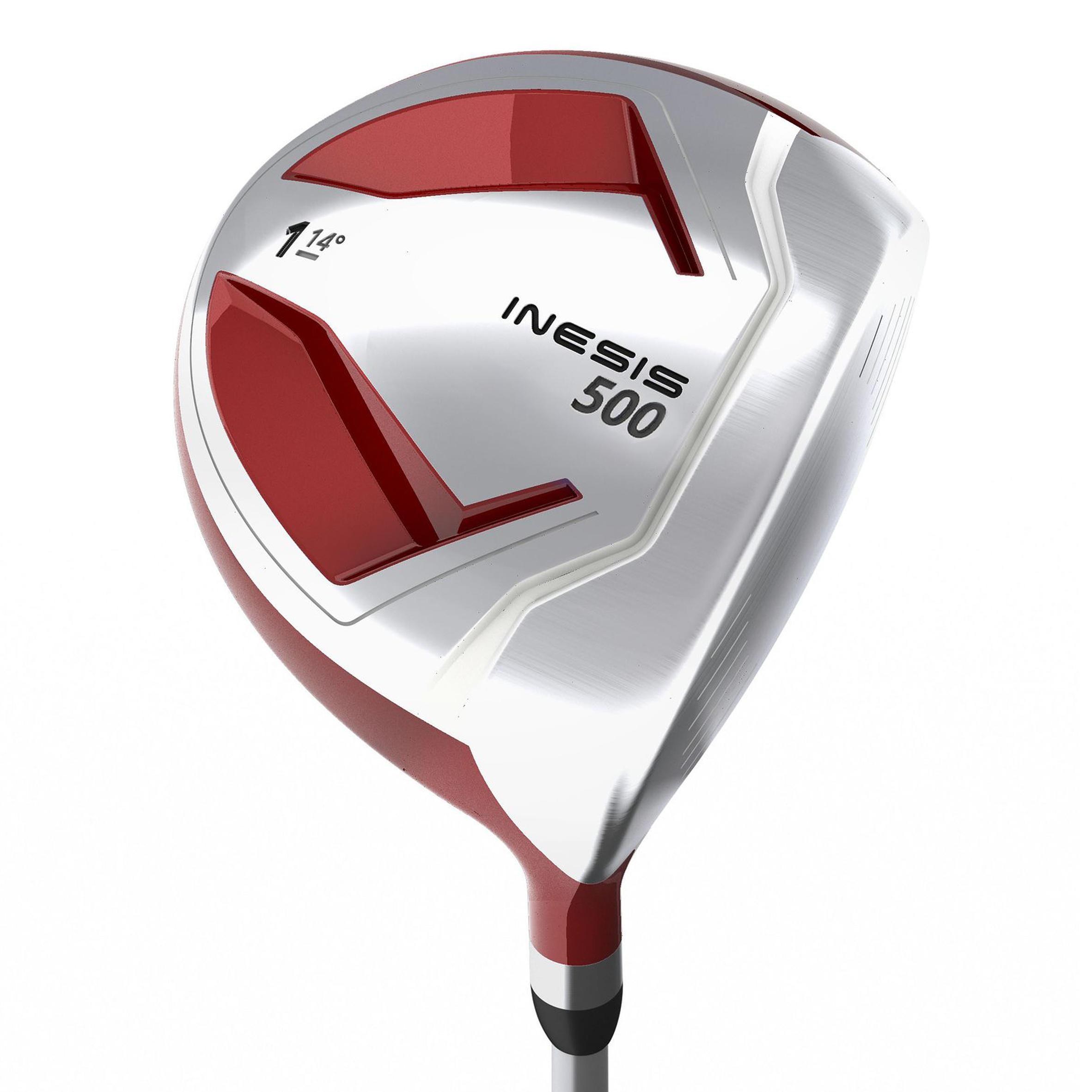 Junior Golf Driver 500 - 8-10 yrs Right-Hander