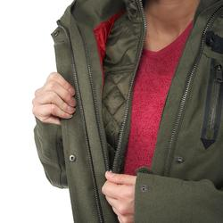 3-in-1-jacke Travel 900 Damen khaki