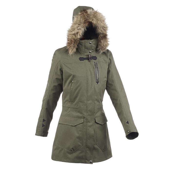 Veste trekking Rainwarm 900 3en1 femme - 1222244