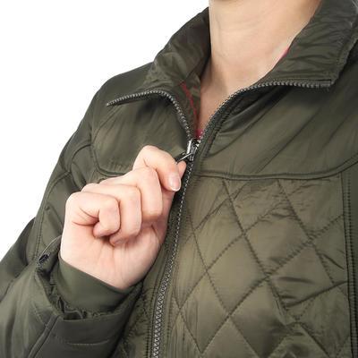Women's 3-in-1 Jacket Travel 700 - Khaki
