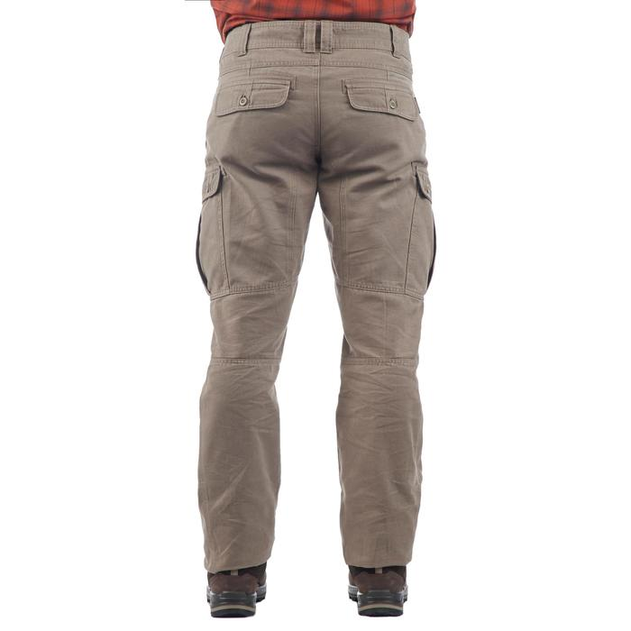 Travel100 Men's Warm Trekking Pants - Beige