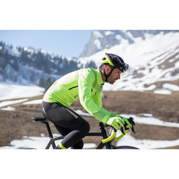 CUISSARD LONG VELO ROUTE HIVER HOMME CYCLOSPORT 500 - 1222302