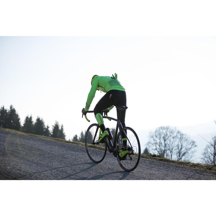 CUISSARD LONG VELO ROUTE HIVER HOMME CYCLOSPORT 500 - 1222323