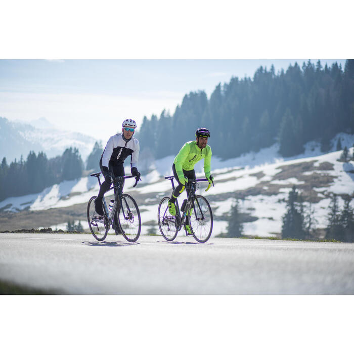 CUISSARD LONG VELO ROUTE HIVER HOMME CYCLOSPORT 500 - 1222341