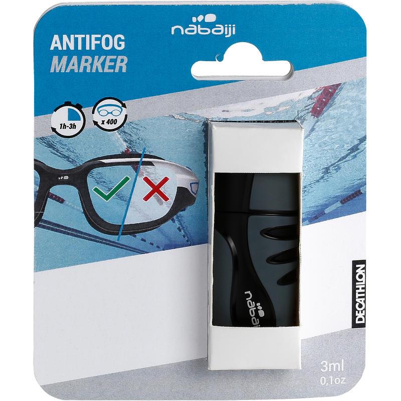Rotulador antiempañamiento lentes de natación
