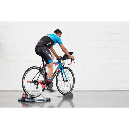 Elite Aleno Smart Elastogel Turbo Trainer Decathlon