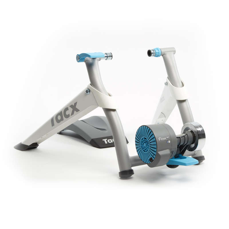 CYKELTRAINERS Triathlon - Cykeltrainer FLOW SMART TACX - Triathlonutrustning